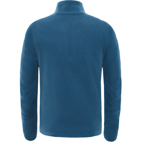 The North Face Glacier 1/4 Rits Kinderen, blue wing teal
